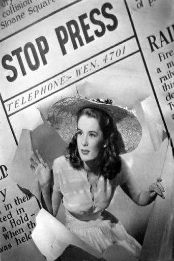 Poster of Stop Press Girl