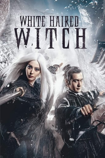 Poster of The White Haired Witch of Lunar Kingdom