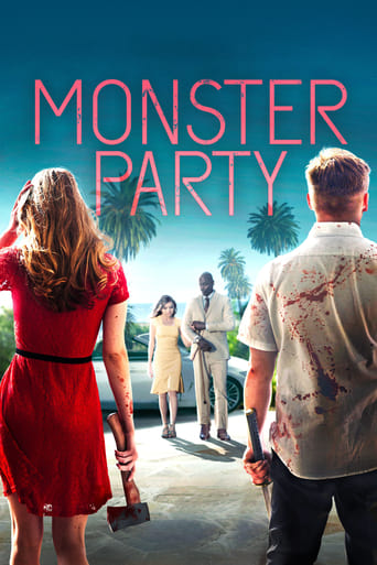 Poster of Monster Party