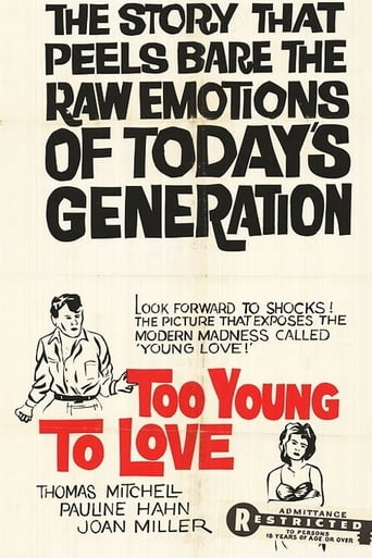 Poster of Too Young to Love
