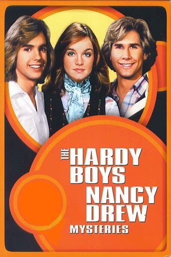 Poster of The Hardy Boys / Nancy Drew Mysteries