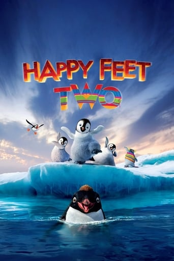 Poster of Happy Feet Two