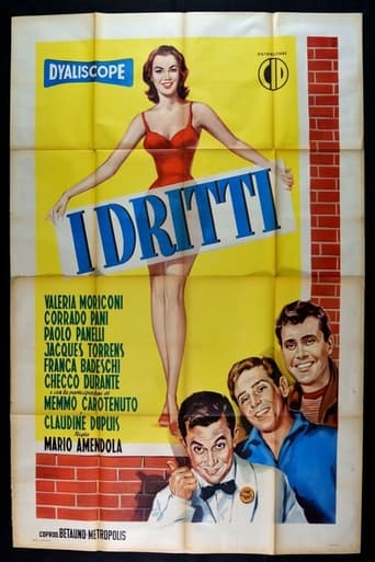 Poster of I dritti