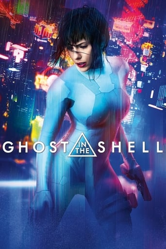 Watch Ghost in the Shell (2017) Full Movie Online