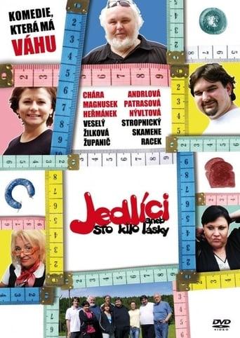 Poster of Jedlíci aneb Sto kilo lásky