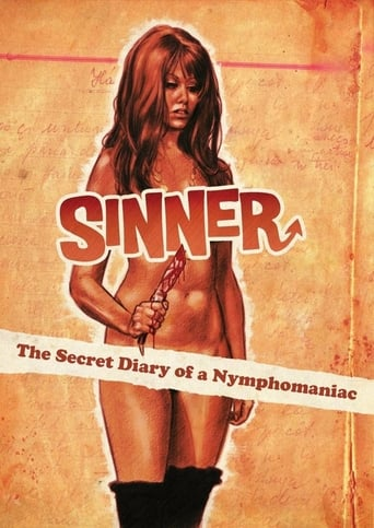 Poster of Sinner: The Secret Diary of a Nymphomaniac