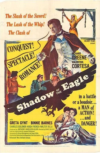 Poster of Shadow of the Eagle