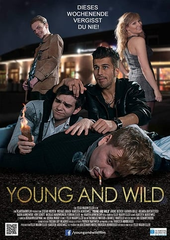 Poster of Young and Wild