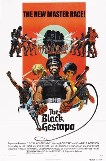Poster of The Black Gestapo