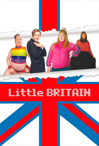 Poster of Little Britain