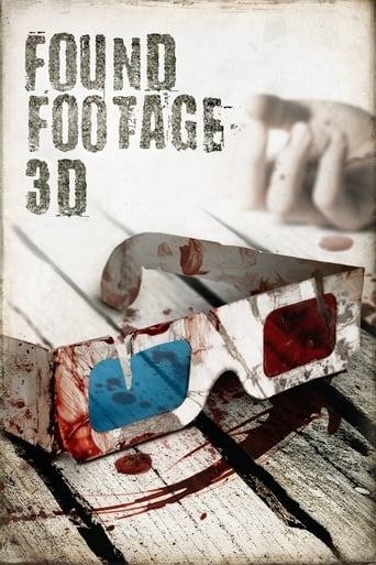 Poster of Found Footage 3D