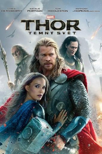 Poster of Thor: Temný svět