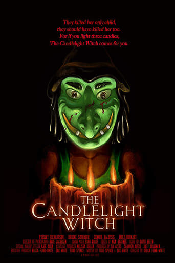 Poster of The Candlelight Witch
