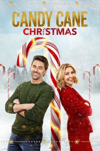 Poster of Candy Cane Christmas