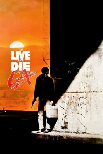 Poster of To Live and Die in L.A.