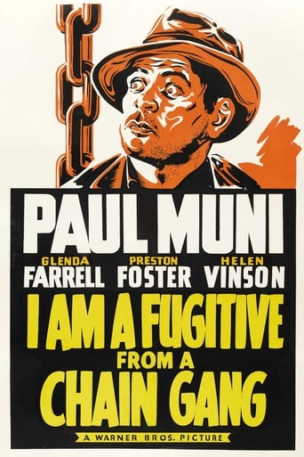 Poster of I Am a Fugitive from a Chain Gang