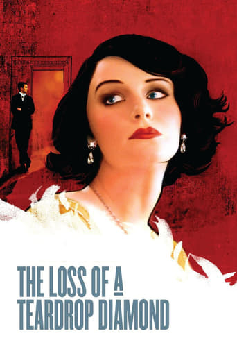 Poster of The Loss of a Teardrop Diamond