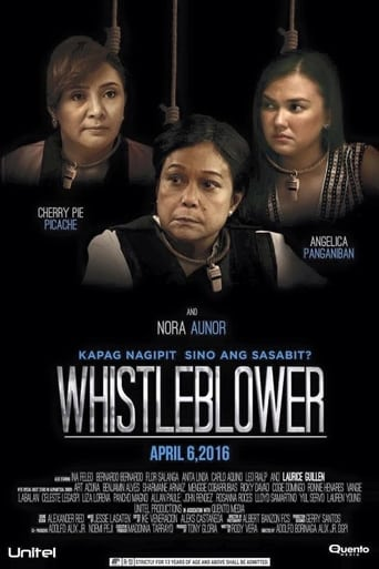 Poster of Whistleblower