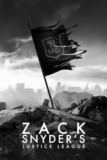 Poster of Zack Snyder's Justice League