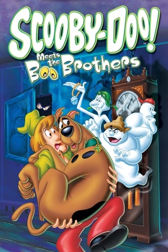 Poster of Scooby-Doo! Meets the Boo Brothers