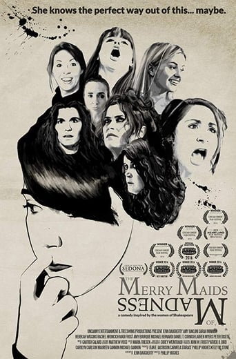 Poster of The Merry Maids of Madness