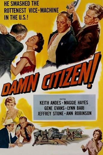 Poster of Damn Citizen