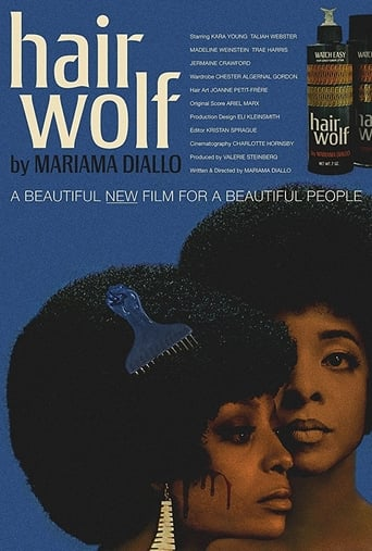Poster of Hair Wolf