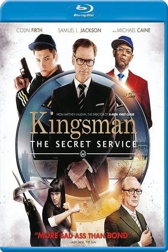 Poster of Kingsman: The Secret Service Revealed