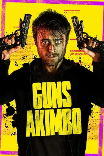 Image du film Guns Akimbo