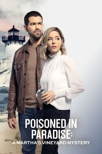 Poster of Poisoned in Paradise: A Martha's Vineyard Mystery