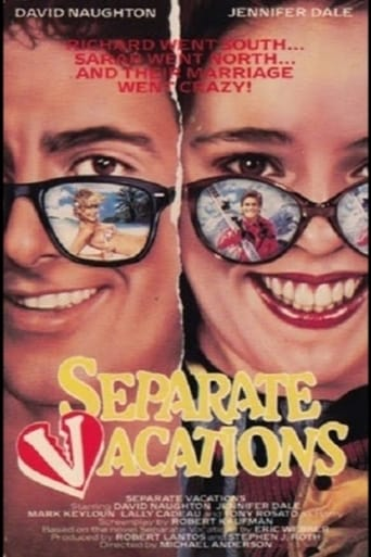 Poster of Separate Vacations