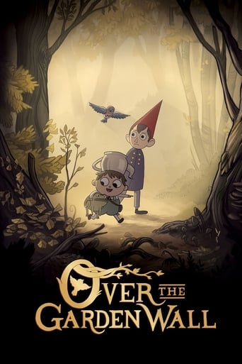 Poster of Over the Garden Wall