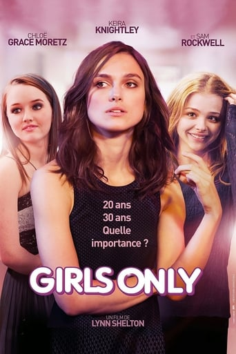 Poster of Girls only