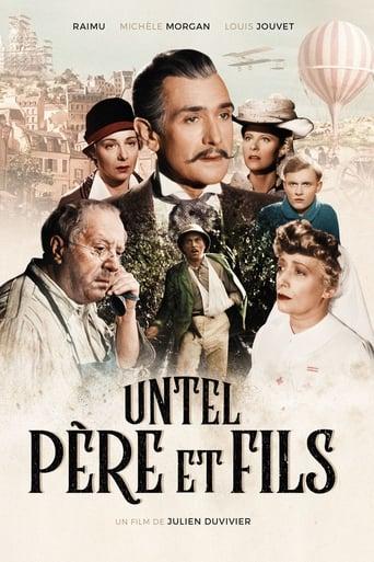 Poster of Untel père et fils