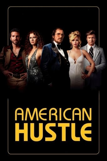 American Hustle - filmaffisch