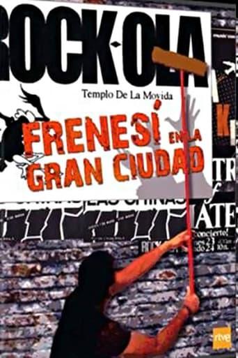 Poster of Frenesí en la gran ciudad