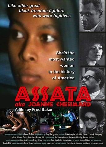 Poster of Assata aka Joanne Chesimard