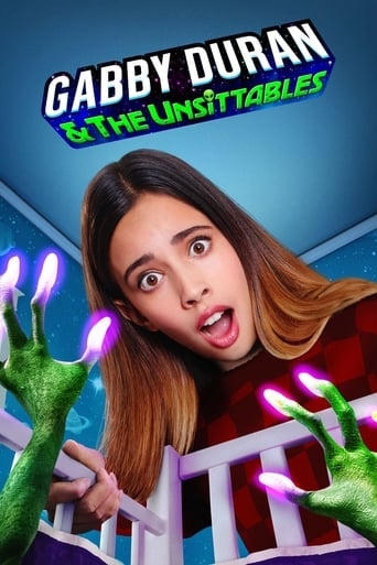 Poster of Gabby Duran and the Unsittables