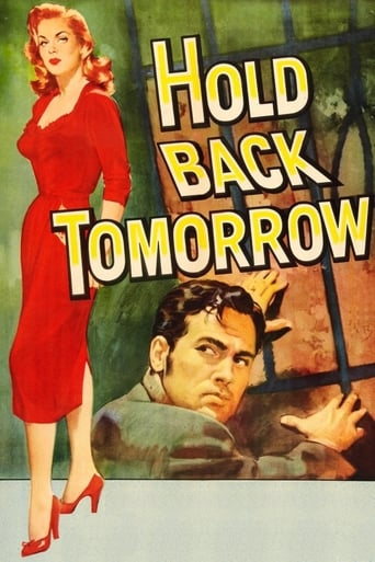 Poster of Hold Back Tomorrow