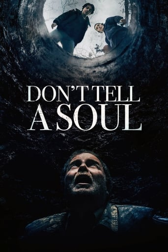 Poster of Don't Tell a Soul