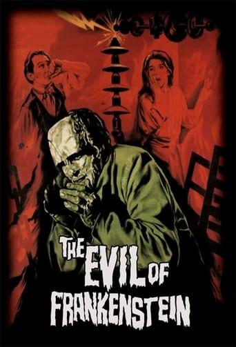 Poster of The Evil of Frankenstein