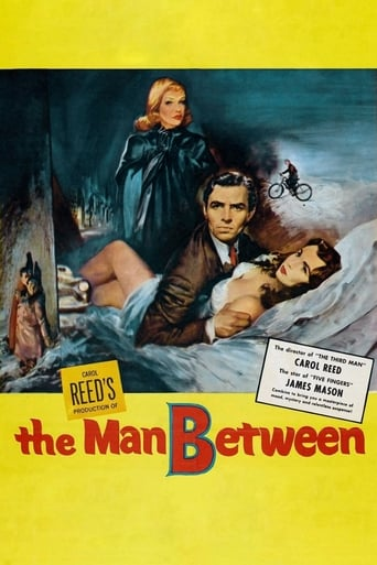 Poster of The Man Between