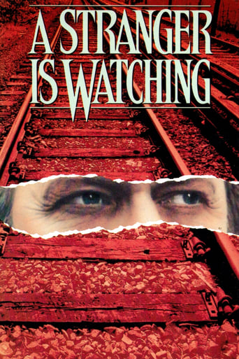 Poster of A Stranger Is Watching