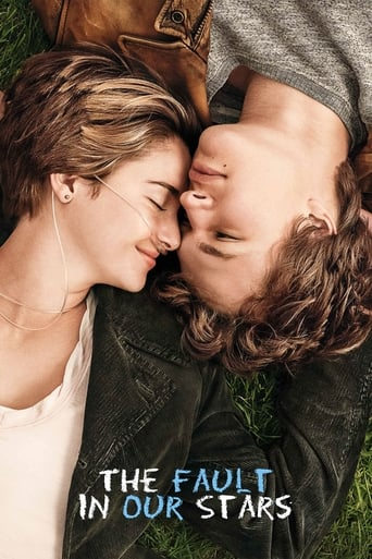 Poster of The Fault in Our Stars
