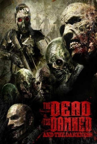 Poster of The Dead the Damned and the Darkness