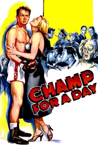 Poster of Champ for a Day