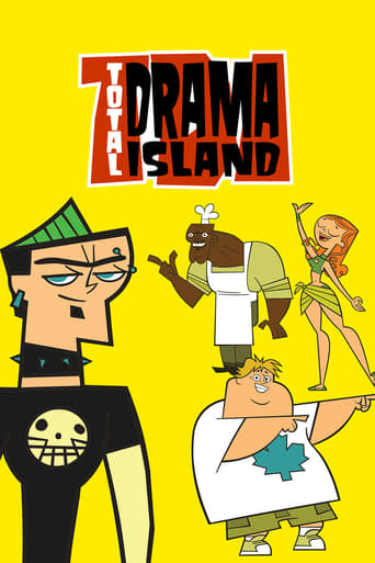 Poster of Total Drama Island
