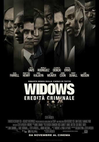 Poster of Widows: Eredità criminale