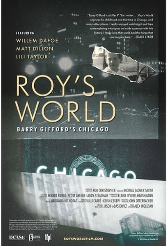 Poster of Roy's World: Barry Gifford's Chicago