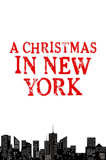 Poster of A Christmas in New York